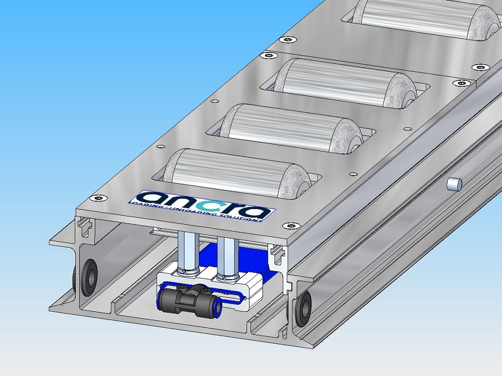 Van De Put Fresh Cargo Handling References Ancra Systems