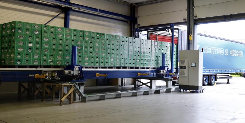 Skateloader System Loading And Unloading Systems At