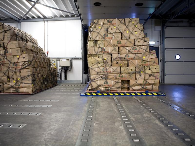 Van de Put Fresh Cargo Handling