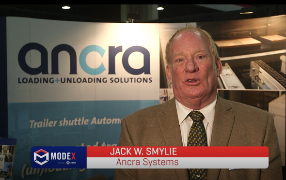 Ancra Systems was interviewed on MODEX TV in MODEX Show 2020