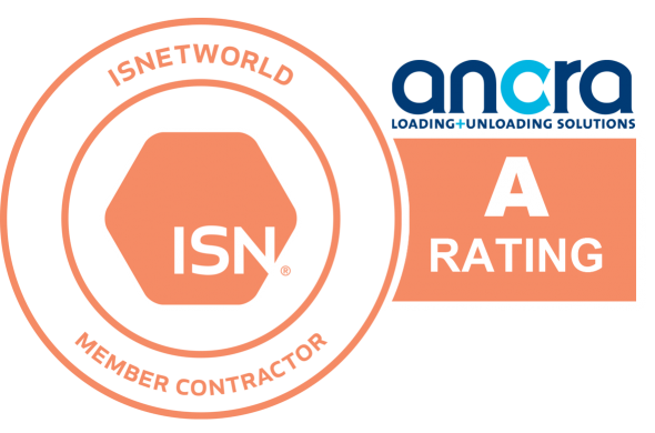 ANCRA SYSTEMS GOT A RATING FROM ISNetworld