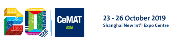 MEET ANCRA SYSTEMS @CEMAT ASIA 2019 (SHANGHAI) AT BOOTH W1K5