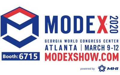MEET ANCRA SYSTEMS @MODEX ATLANTA AT BOOTH 6715